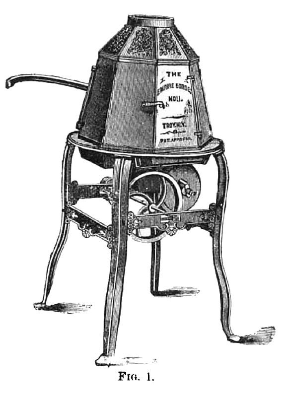 Empire Portable Forge Co 1880 Article Empire Portable