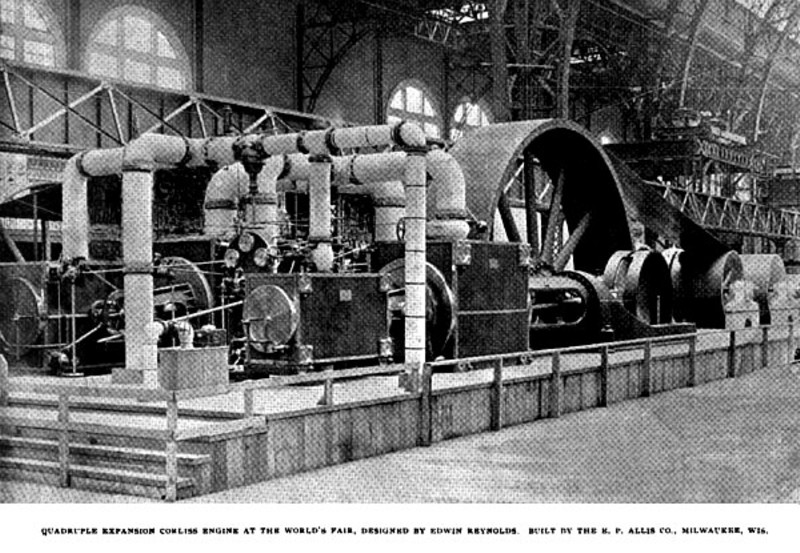 Quadruple Expansion Steam Engine http://www.vintagemachinery.org/mfgindex/imagedetail.aspx?id=6218