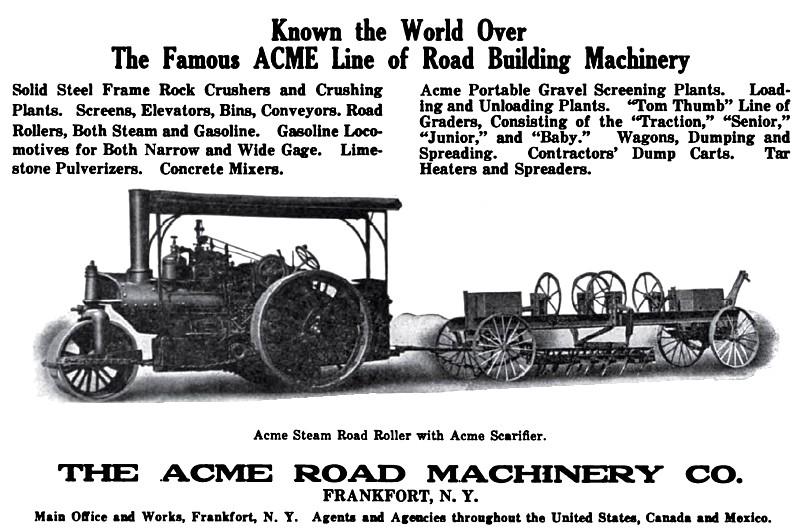 acme machine co