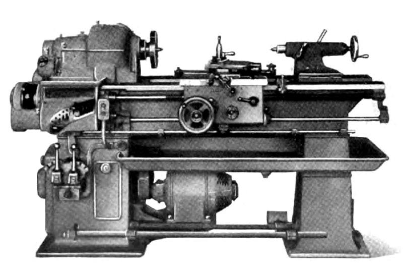 hendey machine co