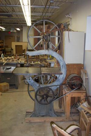 Photo Index Crescent Machine Co 26 Quot Crescent Band Saw