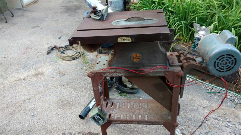 Vintage Walker Turner Table Saw For Sale Us Chattanooga Tennessee