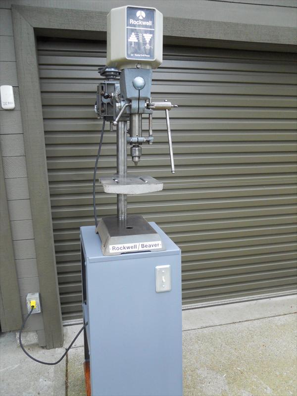 delta rockwell 32 u0026quot  radial drill press