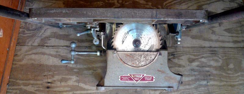 Antique Vintage Delta 10 Quot Table Saw 1160 1930 S Us