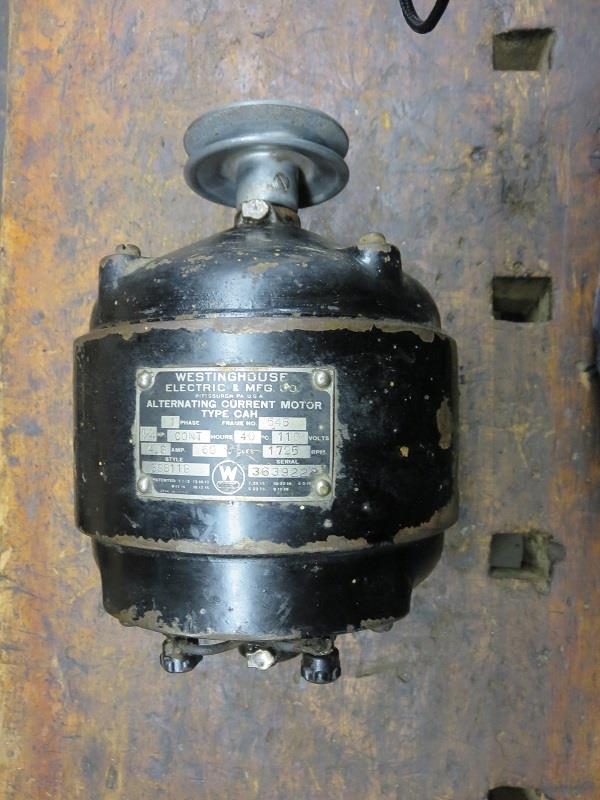Westinghouse Electric Motor Vintage Us 25 00 Brighton