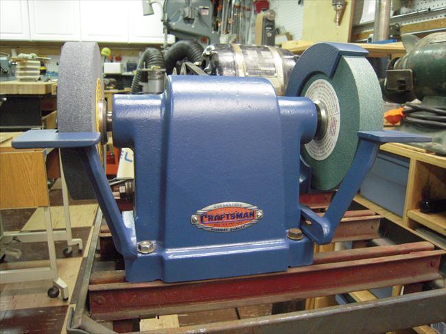 Craftsman belt sander stand