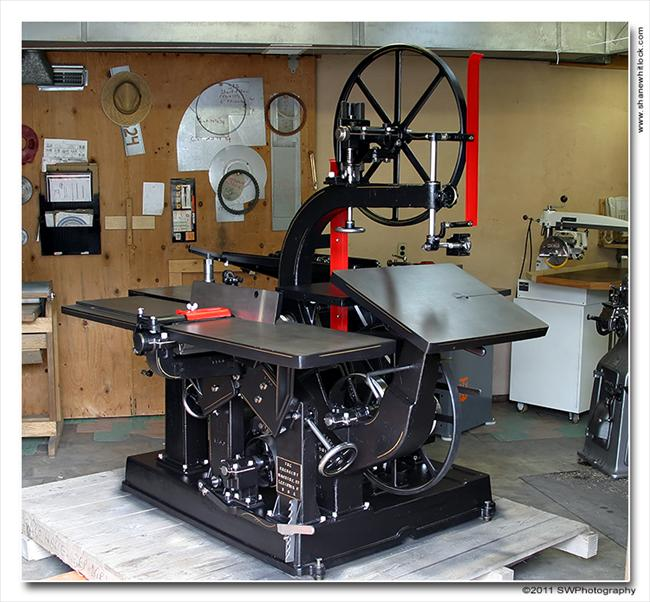 Awesome Don39s Early Light Old WoodWorking Machinery
