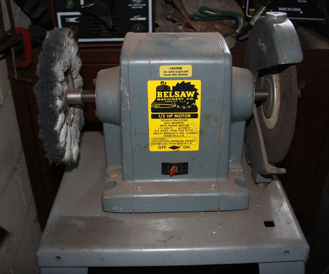 Photo Index Belsaw Machinery Co 3600 Rpm Bench