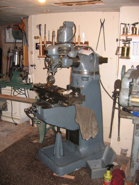 Used Milling Machine >> Photo Index - Bridgeport Machines Inc. - Round Ram w/ M ...