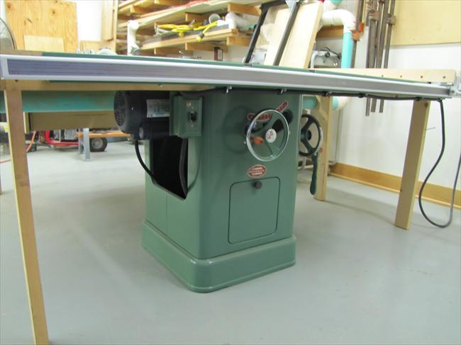 Photo index powermatic machine co model 65 for Powermatic 66 table saw motor