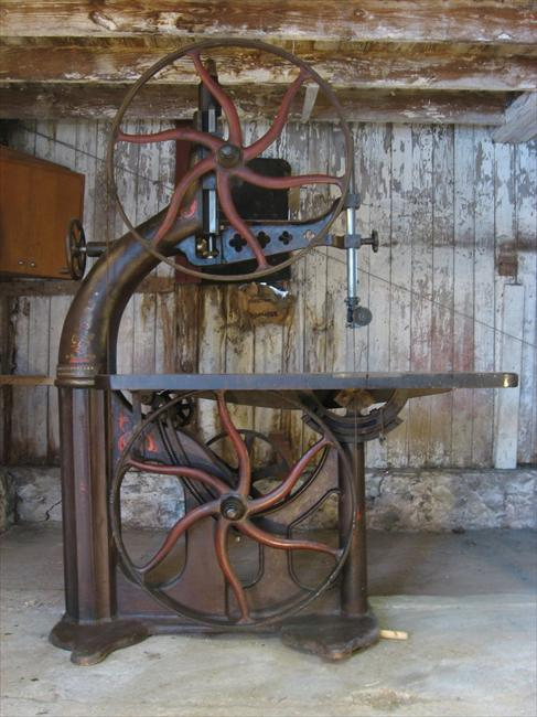 Photo Index Connell Amp Dengler Machine Co Band Saw