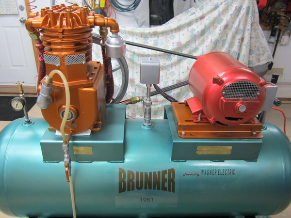 Old Wagner Electric Motors