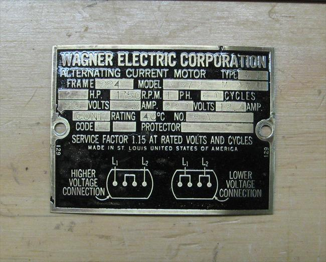 photo index wagner electric corp ac repulsion