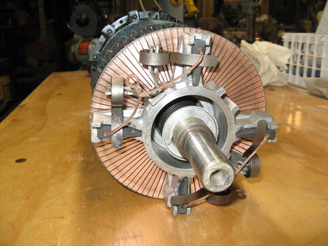 Photo Index Wagner Electric Corp Ac Repulsion Induction Motor 1 Phase Dual Voltage 1750