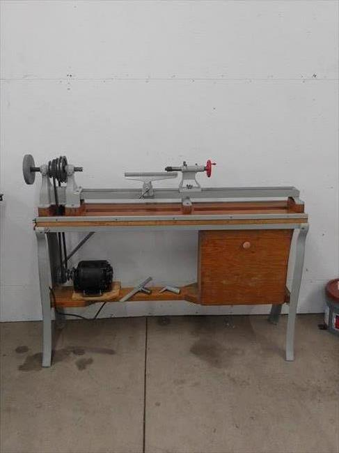 how to add a vfd to a rockwell beaver lathe