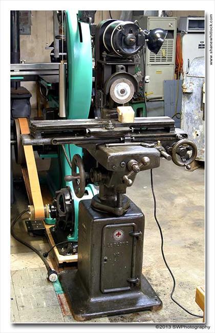 Photo Index R K Leblond Machine Tool Co No 1