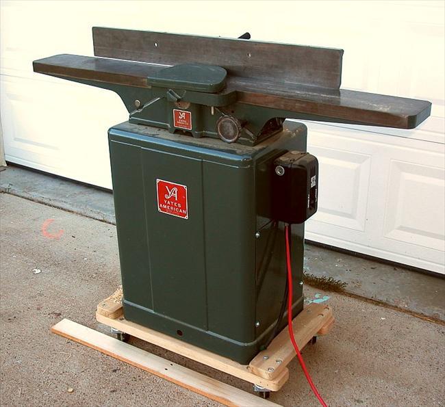 Photo Index Yates American Machine Co Inc J 136