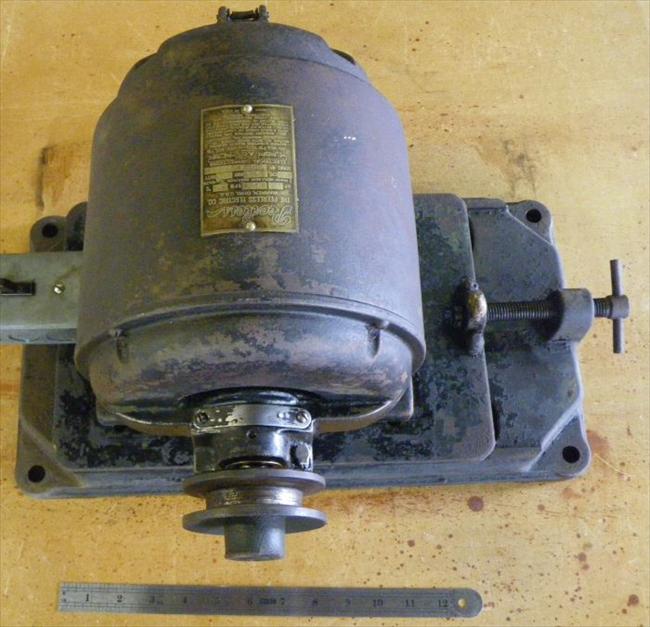 Photo Index Peerless Electric Co Ri 110 220 Motor