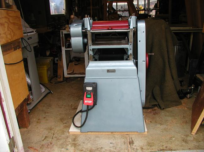 Photo Index - Parks Woodworking Machine Co. - Model 95 ...