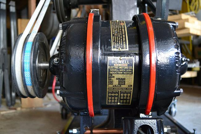 Photo Index Howell Electric Motors Co Red Band Induction Bb 20 4