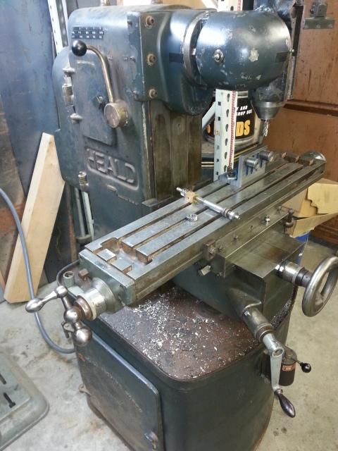 Photo Index - E. M. Heald Machine Works - Heald Horizontal ...