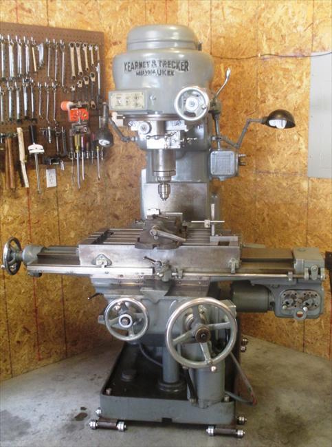 Photo Index Kearney Amp Trecker Co K Amp T Model 2d