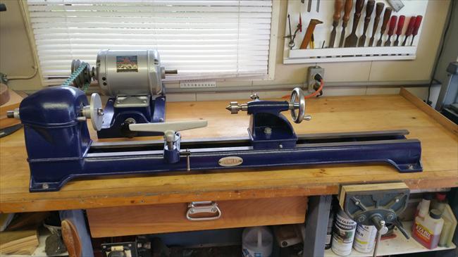 Photo Index Sears Dunlap 101 06242 Lathe