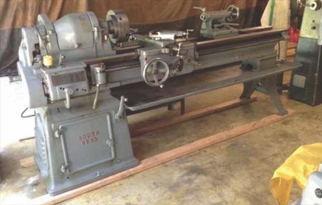 """Craigs List Bend >> Photo Index - South Bend Lathe Works - 16"""" 