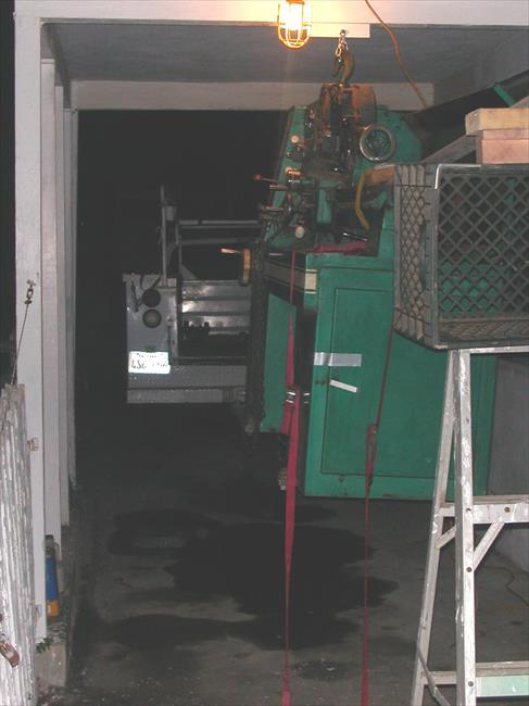 logan machine co
