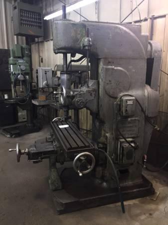 Photo Index - W  B  Knight Machinery Co