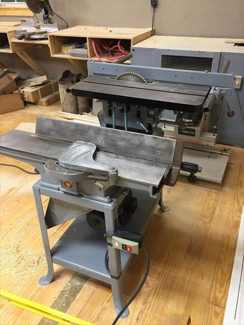 Photo Index - Delta Manufacturing Co. - combo saw jointer ...