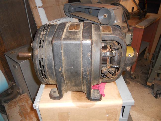 Photo index general electric co general electric 2 hp for General electric motor company