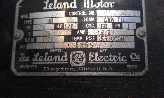 Leland Electric    Motor       Wiring       Diagram      Wwwdownloadappco