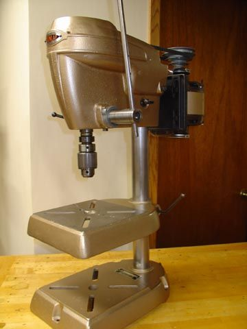 Photo Index Sears Dunlap 103 23622 Bench Drill Press