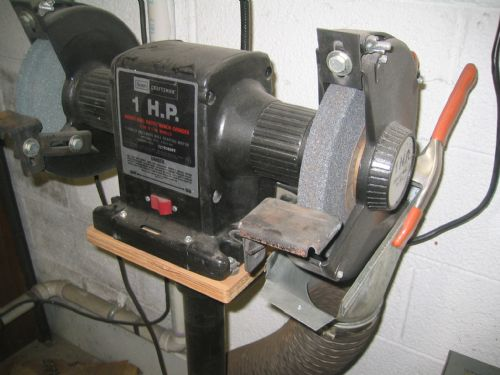 Photo Index Sears Craftsman Industrial Bench Grinder
